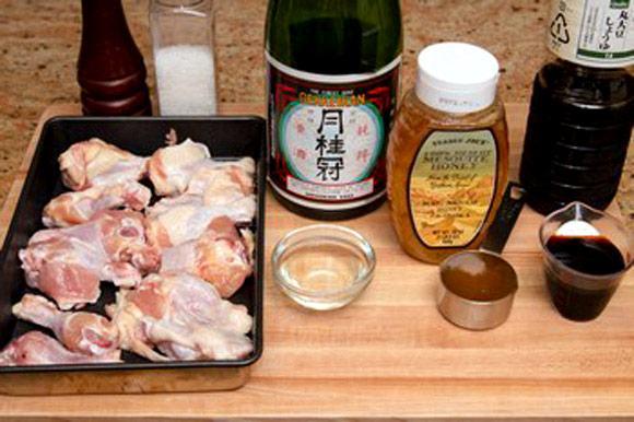 Hướng dẫn cách làm đùi gà nướng mật ong xì dầu