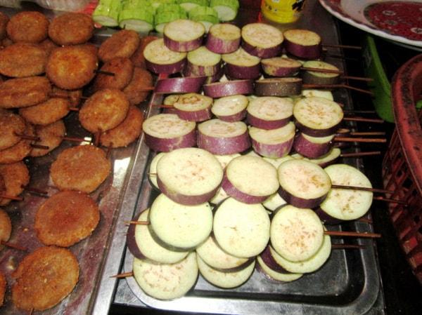 Lên Sa Pa thưởng thức đặc sản rau củ nướng cực hấp dẫn
