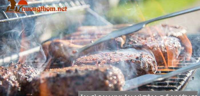 Ăn gì sau khi ăn mì tôm, đồ nướng để không hại sức khỏe?