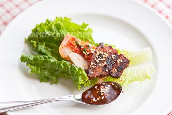 Ăn nhiều thịt nướng có bị ung thư không?