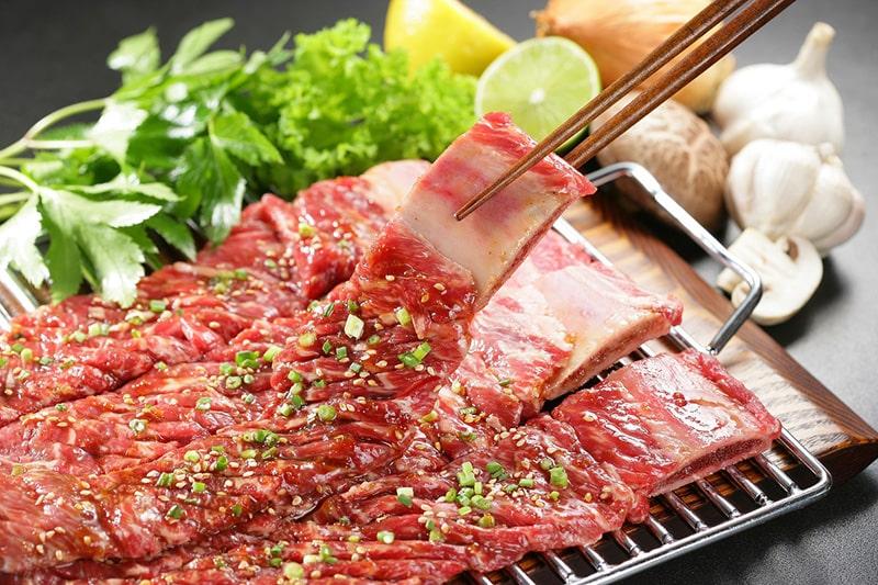 Cách ướp thịt bò nướng