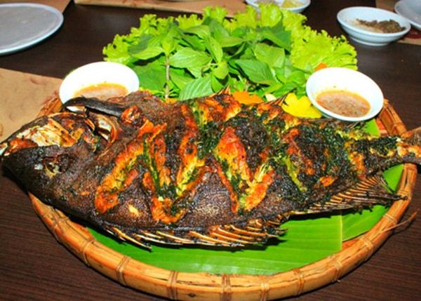 Cách làm món cá nướng giàu dinh dưỡng cho sĩ tử mùa thi
