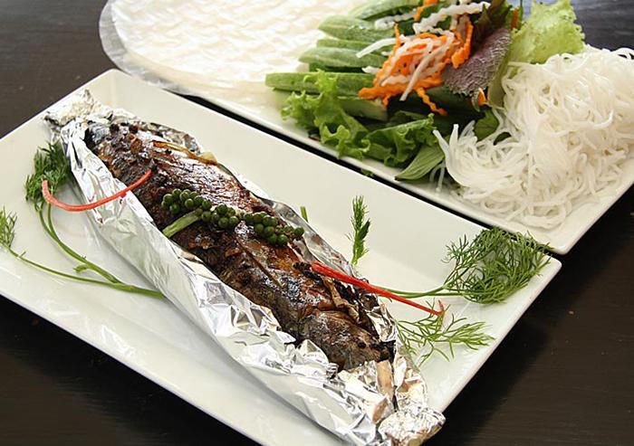 Tổng hợp 20 món cá nướng vô cùng thơm ngon, hấp dẫn (P2)