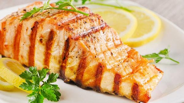 Tổng hợp các món cá hồi nướng thơm ngon
