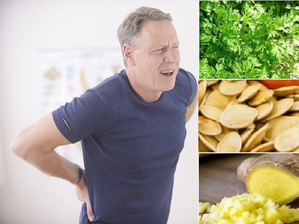 5 bài thuốc hiệu quả dành cho người bị thoái hóa đốt sống lưng 1