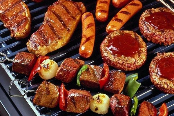 Các loại gia vị nào thường dùng để tẩm ướp đồ nướng