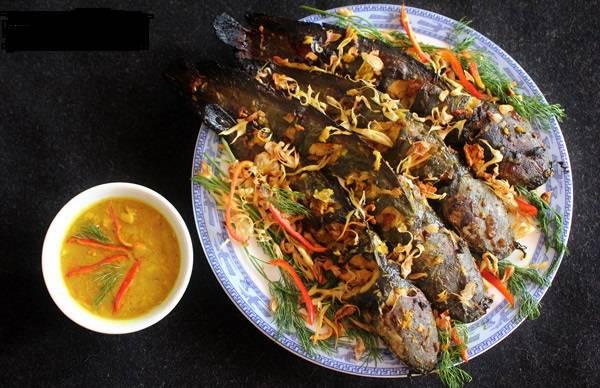 Các món cá nướng ngon dễ làm cho bữa tiệc cuối tuần
