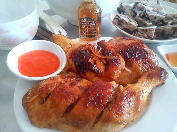 Các món gà nướng ngon và dễ làm cho bữa ăn gia đình