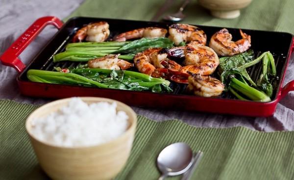 Các món tôm nướng dễ làm cho bữa tiệc cuối tuần