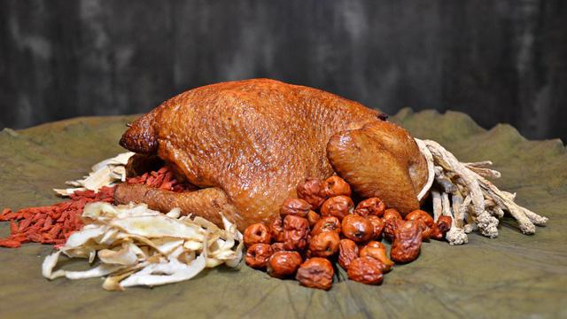món gà ăn mày