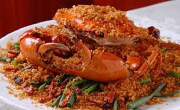 Các món hải sản nướng vô cùng thơm ngon hấp dẫn 1
