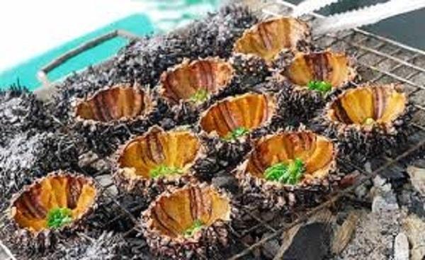 Các món hải sản nướng vô cùng thơm ngon hấp dẫn 3