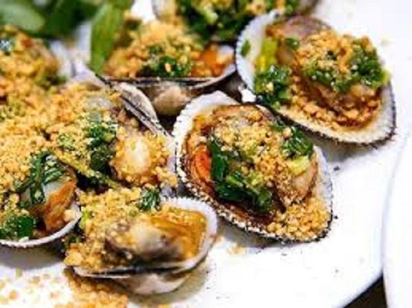Các món hải sản nướng vô cùng thơm ngon hấp dẫn 4