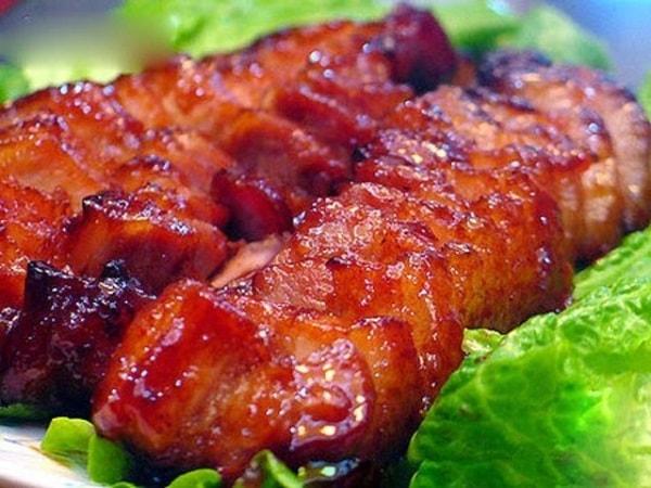 3 công thức làm món thịt ba chỉ nướng thơm ngon