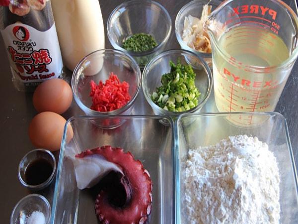 cách làm bánh bạch tuộc nướng 1