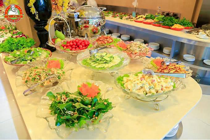 TOP 15 quán nướng hải sản ngon ở hà nội