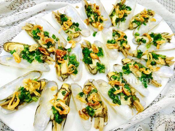 quán hải sản nướng ngon ở Hà Nội 2