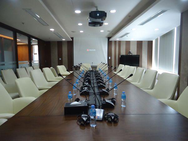 Hệ thống âm thanh hội nghị, hội thảo chuyên nghiệp