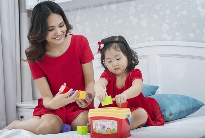 Tạo điều kiện cho con được áp dụng bài học vào thực tế