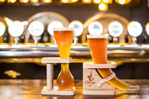Những ly bia thủ công thơm mát