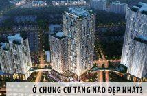 Ở chung cư tầng nào đẹp nhất?