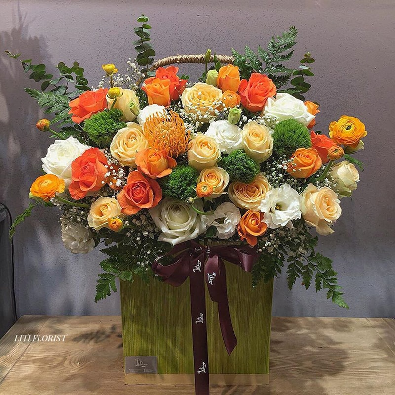 Shop hoa tươi Liti Florist
