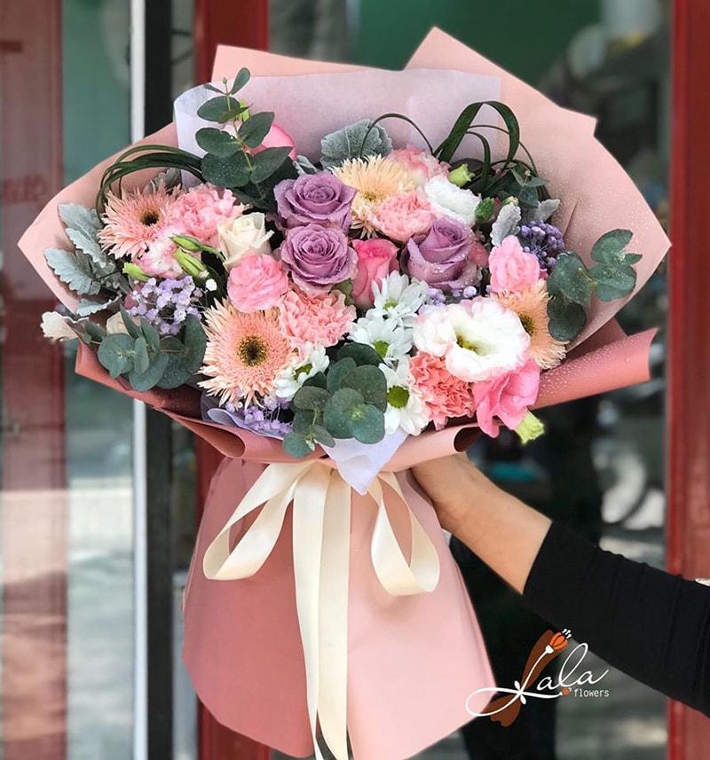 Shop hoa tươi Lala Flowers