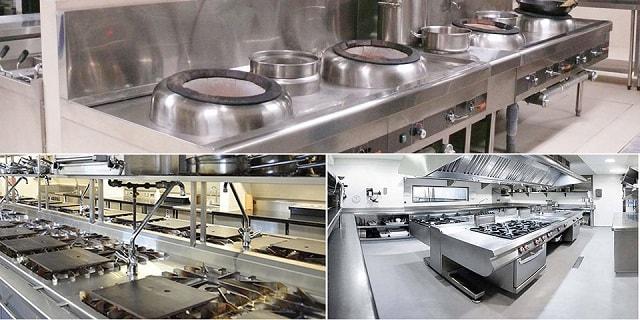 Cần khảo sát nhu cầu của thực khách về món ăn trước khi thiết kế bếp công nghiệp