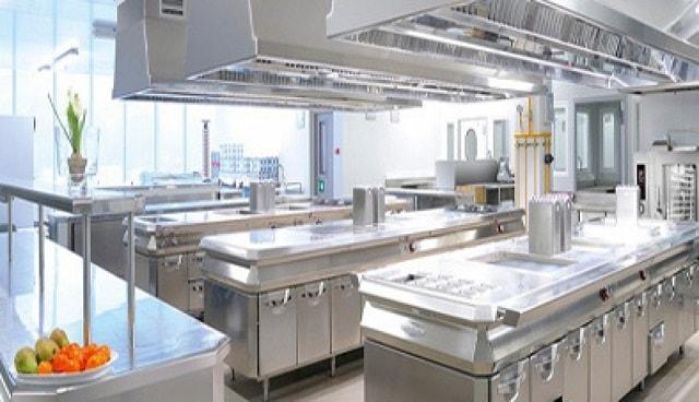 Vai trò của hệ thống bếp công nghiệp trong quá trình kinh doanh nhà hàng