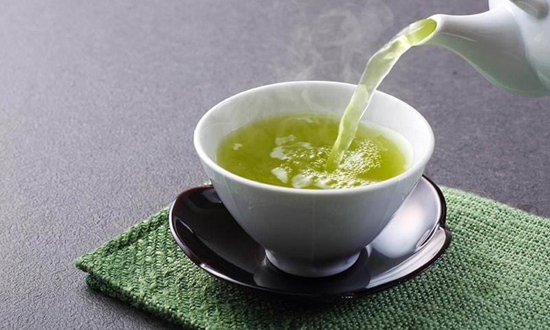 Tác dụng phụ của trà xanh