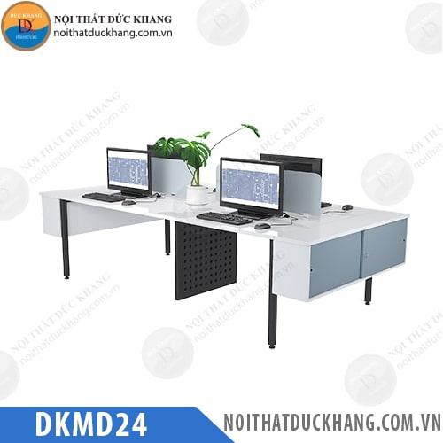 Cụm bàn làm việc 4 chỗ ngồi DKMD24