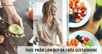 6 thực phẩm làm đẹp da chống lão hóa chứa Glutathione