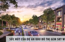 Sức hút của dự án khu đô thị Gem Sky World