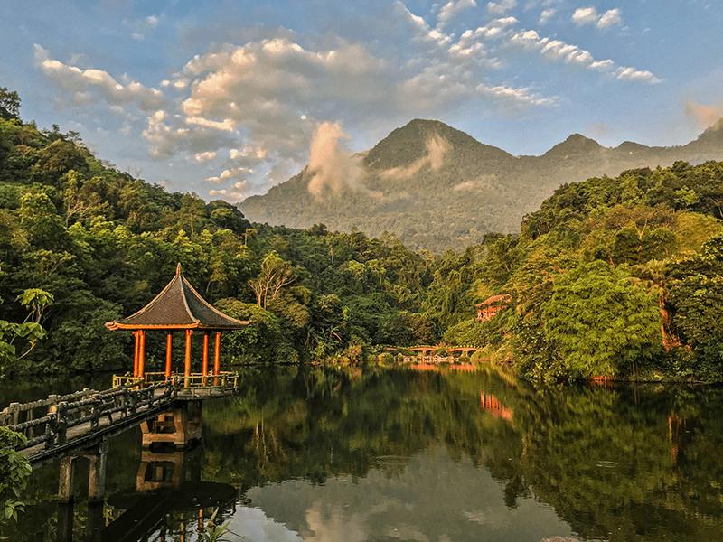 MEDI Thiên Sơn là không gian nghỉ dưỡng xanh