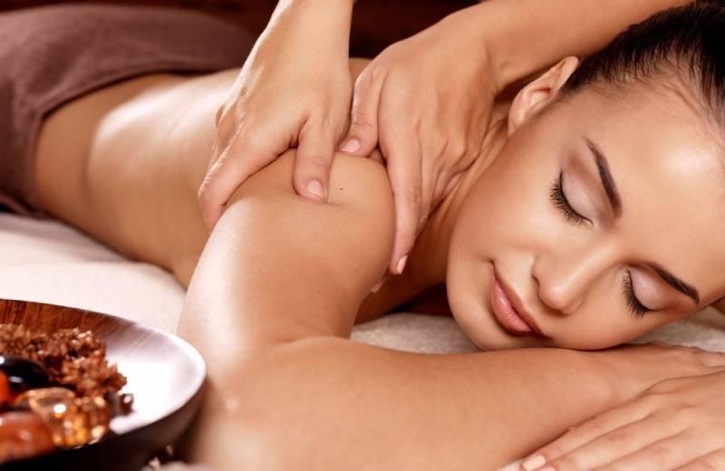 Cách massage giảm mỡ bắp tay